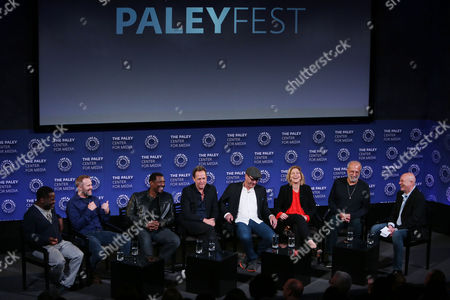 Editorial picture of Paleyfest NY: Oz Reunion, New York, USA - 15 Oct 2017
