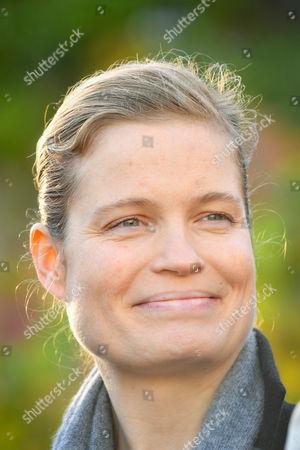 Stock Photo of Sarah Biasini