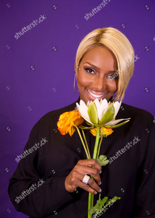 """TV personality and actress NeNe Leakes in New York to promote """"I Dream of NeNe,"""" her Bravo reality series that follows her through the planning of her wedding to Gregg Leakes"""