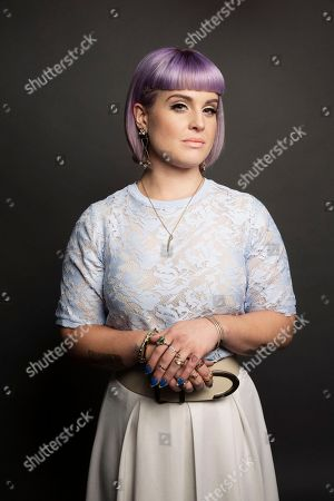 English singer-songwriter, actress and television personality, Kelly Osborne poses for a portrait, on in New York