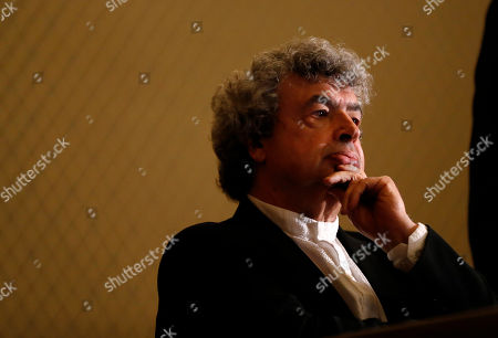 Editorial photo of Philharmonic, Prague, Czech Republic - 16 Oct 2017