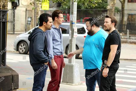 Manny Perez, Micheal Richardson, Ari Barkan, Michael Rabe