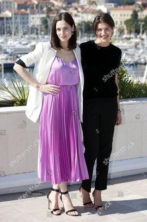 Yuliya Snigir and Anna Chipovskaya