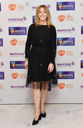Editorial image of WellChild Awards, Royal Lancaster Hotel, London, UK - 16 Oct 2017
