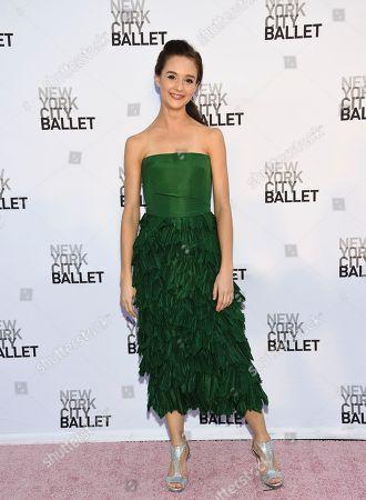 Editorial photo of City Ballet's 2017 Fall Fashion Gala, New York, USA - 28 Sep 2017