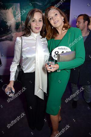 Stock Image of Carol Siller and Kim Robson