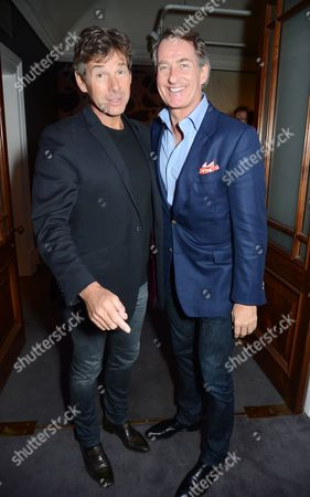 Hugh Morrison and Tim Jefferies