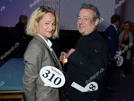 Stock Picture of Tara Agace and Hamish McAlpine