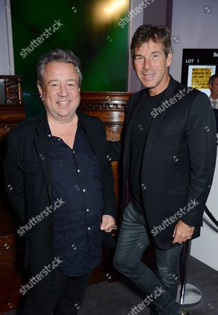 Hamish McAlpine and Hugh Morrison