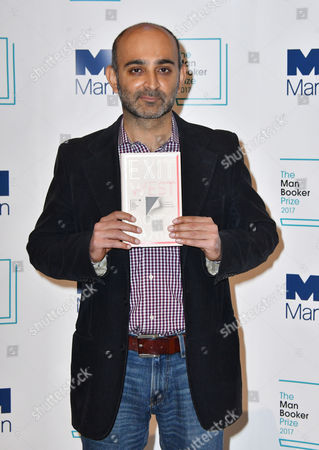 Editorial image of The Man Booker Prize shortlist photocall, London, UK - 16 Oct 2017