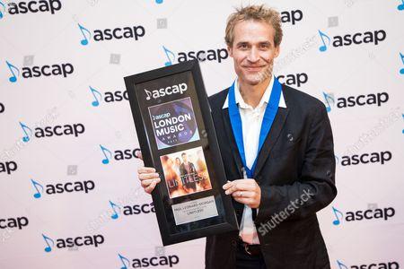 Editorial image of ASCAP Awards, Arrivals, London, UK - 16 Oct 2017