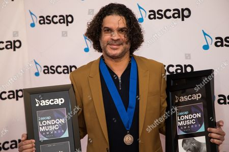 Editorial picture of ASCAP Awards, Arrivals, London, UK - 16 Oct 2017