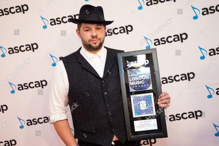 Editorial photo of ASCAP Awards, Arrivals, London, UK - 16 Oct 2017