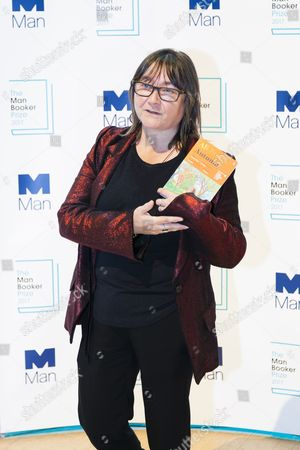 Ali Smith, author of Autumn, shortlisted for the 2017 Man Booker Prize for Fiction.