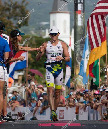 Editorial photo of Ironman World Championship, Kailua-Kona, Usa - 14 Oct 2017
