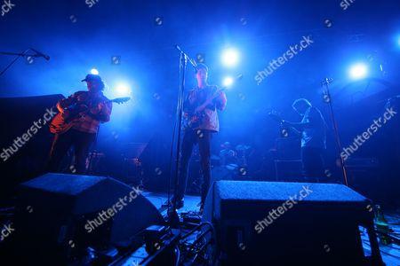 Palace - Rupert Turner, Leo Wyndham, Matt Hodges and Adam Jaffrey