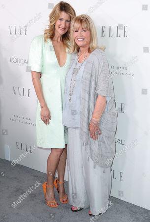 Laura Dern and Diane Ladd