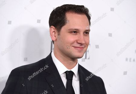 Matt McGorry arrives at the 24th annual ELLE Women in Hollywood Awards at the Four Seasons Hotel Beverly Hills, in Los Angeles
