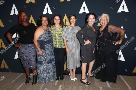 Effie Brown, Ingrid Oliu, Patricia Cardoso, America Ferrera, Josefina Lopez, Soledad St. Hilaire