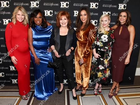 Editorial picture of 2017 Broadcasting & Cable Hall of Fame Gala, New York, USA - 16 Oct 2017