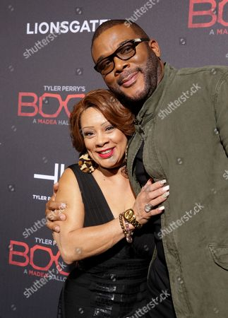 Patrice Lovely and Tyler Perry, Writer/Director/Producer