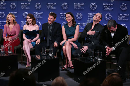 Vanessa Ray, Sami Gayle, Will Estes, Bridget Moynahan, Donnie Wahlberg and Tom Selleck