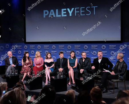 "Editorial picture of PaleyFest NY Presents - ""BLUE BLOODS"", New York, USA - 16 Oct 2017"