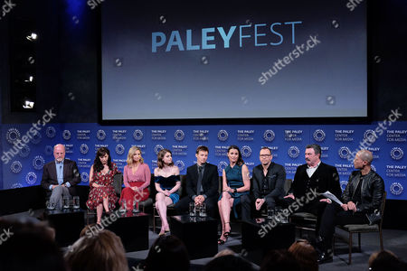 Stock Photo of Kevin Wade,Marisa Ramirez,Vanessa Ray,Sami Gayle,Will Estes,Bridget Moynahan,Donnie Wahlberg,Tom Selleck,Vladimir Duthiers