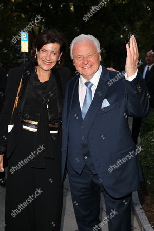 Eckart Witzigmann, wife Nicole