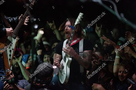 Dave Catching, Jesse Hughes of Eagles of Death Metal