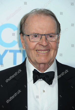 Editorial picture of Charles Osgood Exit