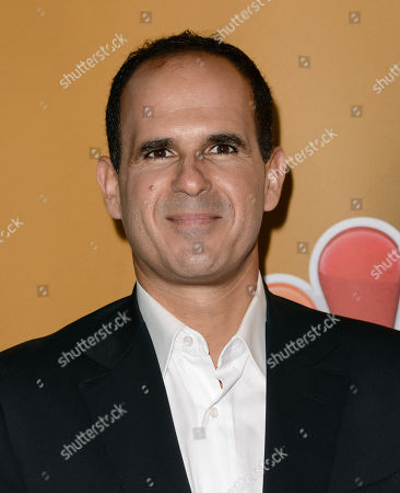 """Television personality Marcus Lemonis arrives at the NBC 2013 summer press tour at the Beverly Hilton Hotel in Beverly Hills, Calif. On his CNBC program, """"The Profit,"""" Lemonis invests in businesses and works with his new co-owners to fix every aspect of the companies"""