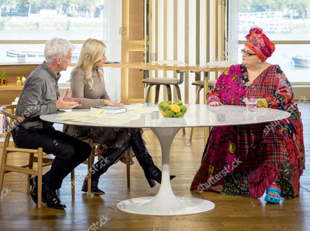 Editorial photo of 'This Morning' TV show, London, UK - 17 Oct 2017