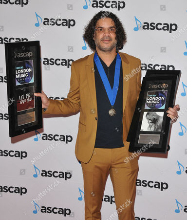 Editorial image of ASCAP Awards, Arrivals, London, UK - 16 Oct 2017