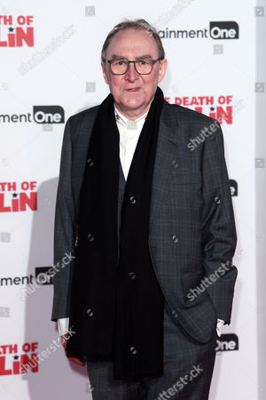 Editorial image of 'The Death of Stalin' film premiere, London, UK - 17 Oct 2017