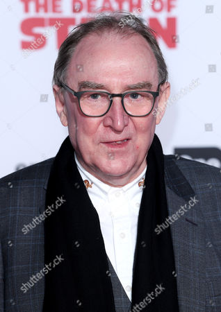 Editorial photo of 'The Death of Stalin' film premiere, London, UK - 17 Oct 2017