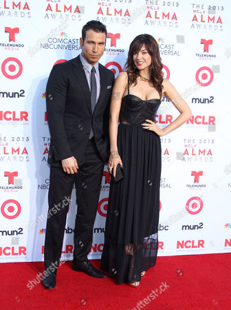 Editorial photo of 2013 NCLR ALMA Awards - Arrivals, Pasadena, USA