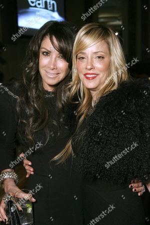 Gela Nash-Taylor and Pamela Skaist-Levy