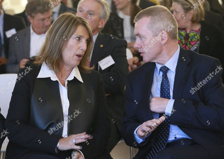 Carolyn Mccall and Willie Walsh
