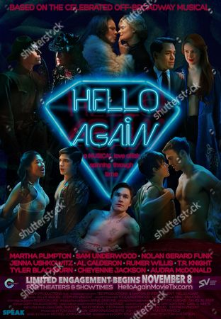 Hello Again (2017) Poster Art