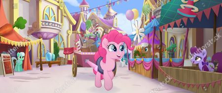 Pinkie Pie (Andrea Libman)