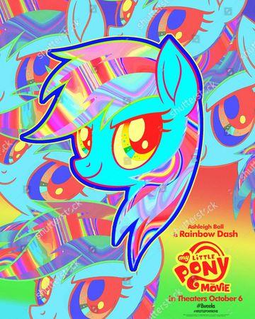 Rainbow Dash (Ashleigh Ball)