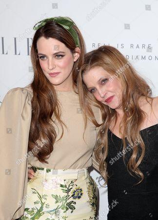 Riley Keough, Lisa Marie Presley