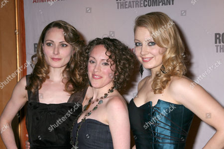 Anna Madeley, Samantha Soule, Jennifer Mudge