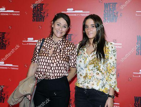 Daniela Lumbroso and Carla Ghebali