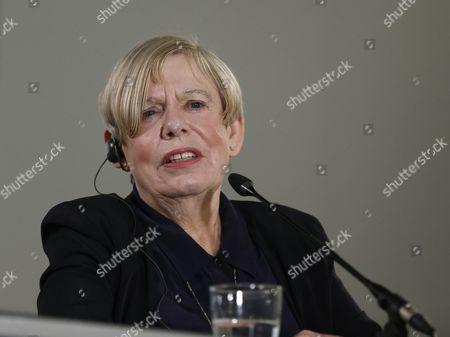Editorial photo of Karen Armstrong, winner of the Social Sciences Princess of Asturias Award 2017, Oviedo, Spain - 17 Oct 2017