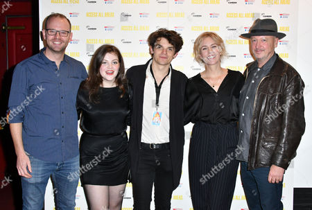 Editorial image of 'Access All Areas' Film Screening, London, UK - 17 Oct 2017