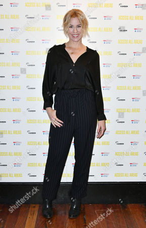 Editorial photo of 'Access All Areas' Film Screening, London, UK - 17 Oct 2017