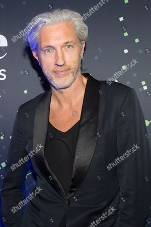 Editorial picture of Nocturne with Marcel Wanders, Amsterdam, Netherlands - 17 Oct 2017