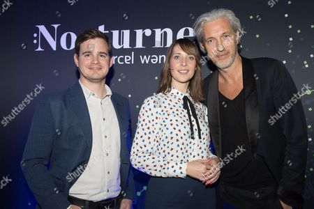 Editorial image of Nocturne with Marcel Wanders, Amsterdam, Netherlands - 17 Oct 2017
